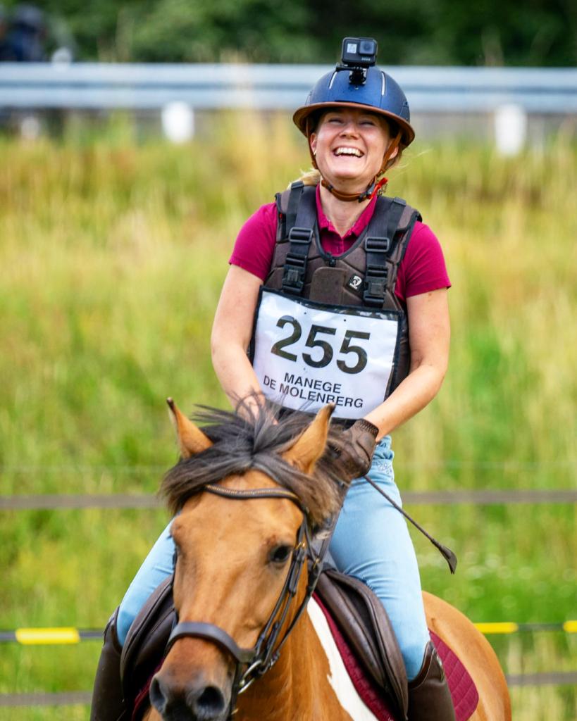 Paardrijden plezier
